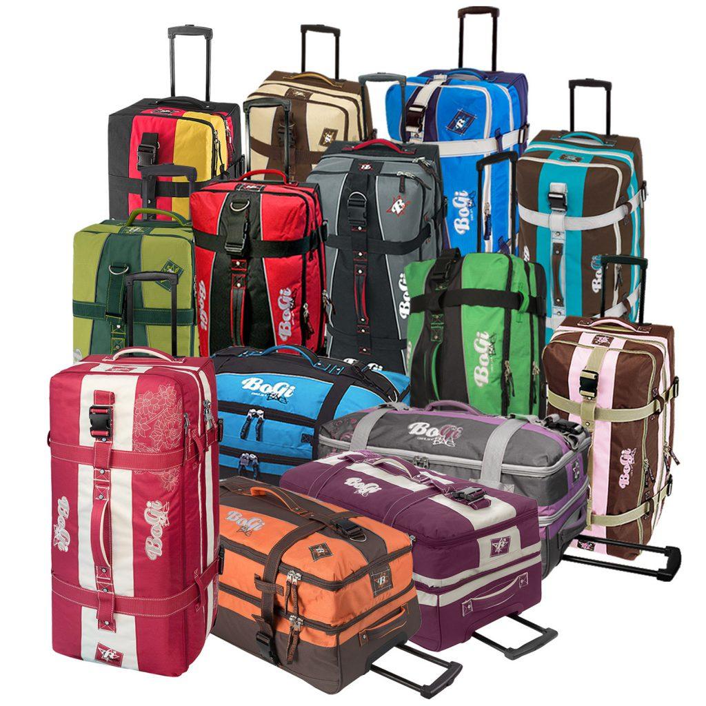 BB-BoGi110_VS, BoGi Bag, 110 Liter, Reisetasche, Reisekoffer, Trolley, Reisegepäck