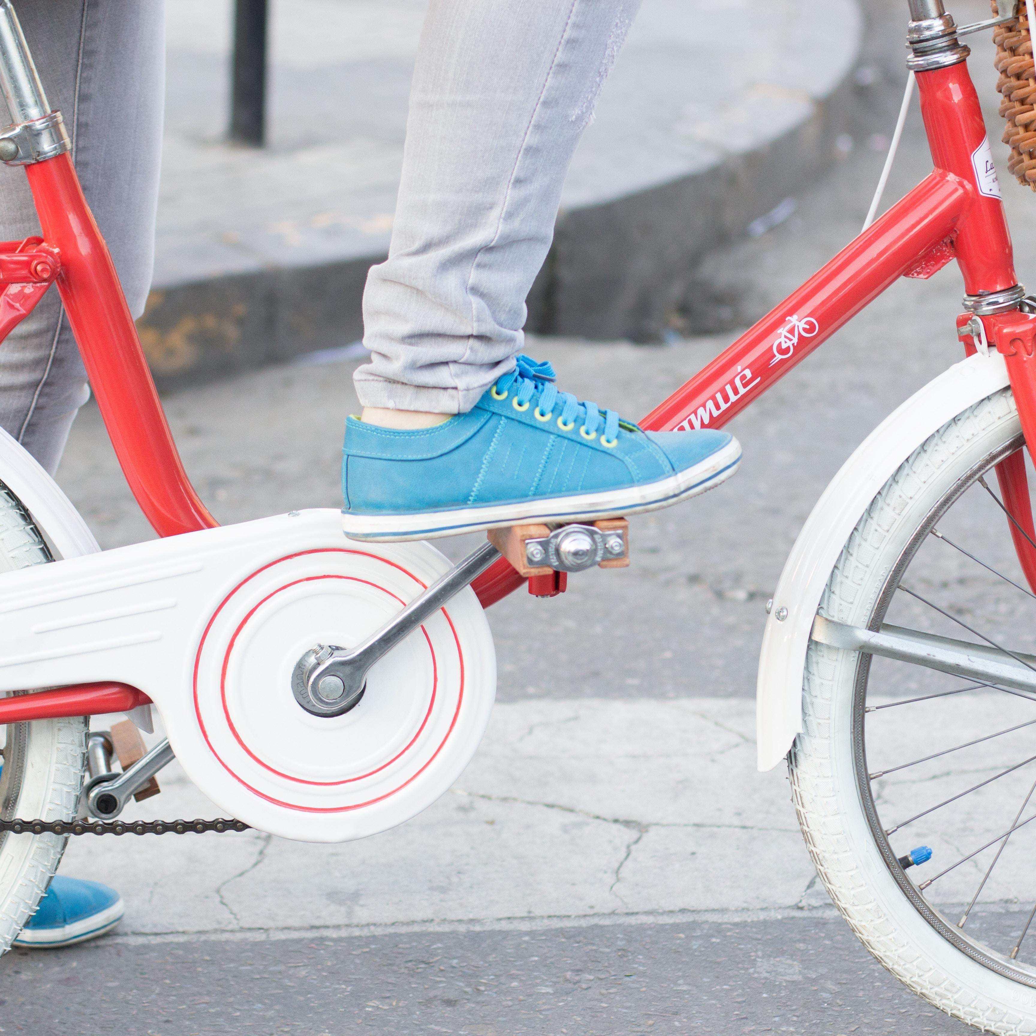 Fahrrad fahren, Sommer