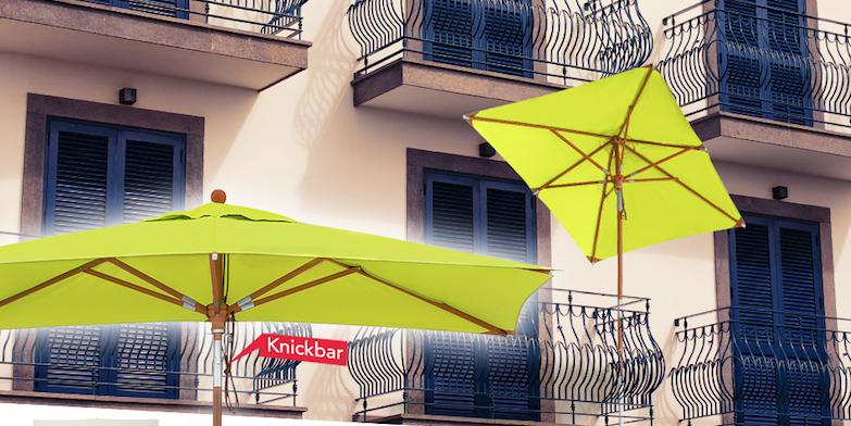 Wie Finde Ich Den Perfekten Sonnenschirm Für Meinen Balkon