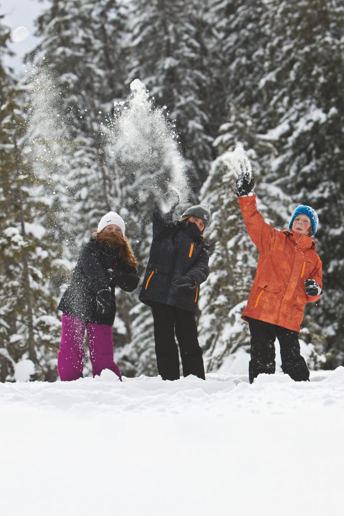 K2, Kinderski, Ski